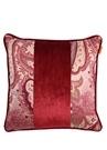 Pembe Şal Desenli 45x45 cm Dekoratif Yastık