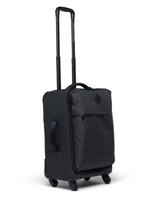 Highland Small Siyah Logolu Erkek Bavul