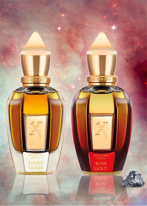 Amber & Rose 50 ml Parfüm Seti