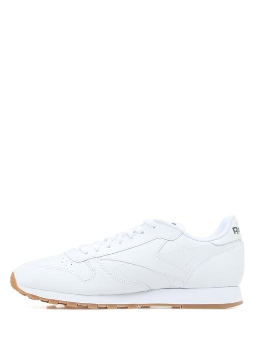 Classic Beyaz Erkek Sneaker