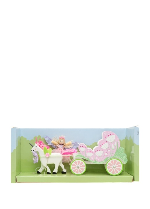Unicorn Peri Arabası Oyuncak