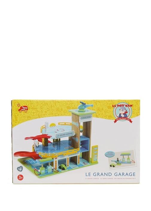 Oyuncak Garaj Seti
