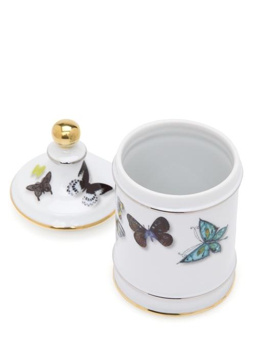 Butterfly Parade Porselen Şekerlik