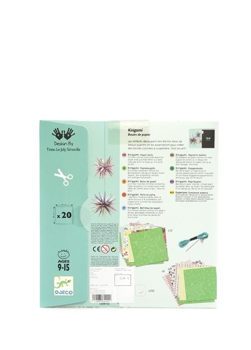 Kağıt Balonlu Origami Seti