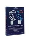 Large Pelikan Formlu Neon Işıklı Lamba