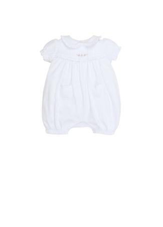 Princess Baby Kız Bebek TULUM Beyaz 0-3 Ay ST