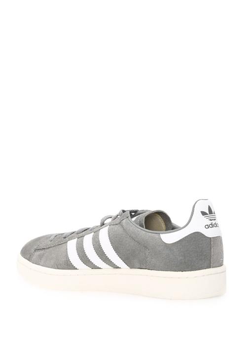 Campus Gri Beyaz Erkek Sneaker