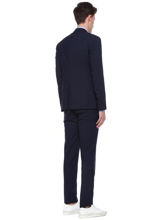 Drop 8 Siyah Noniron Takım Elbise