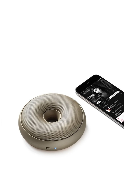 Hoop Gold Bluetooth Hoparlör