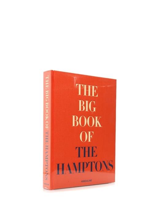 The Bıg Book Of The Hamptons Kitap