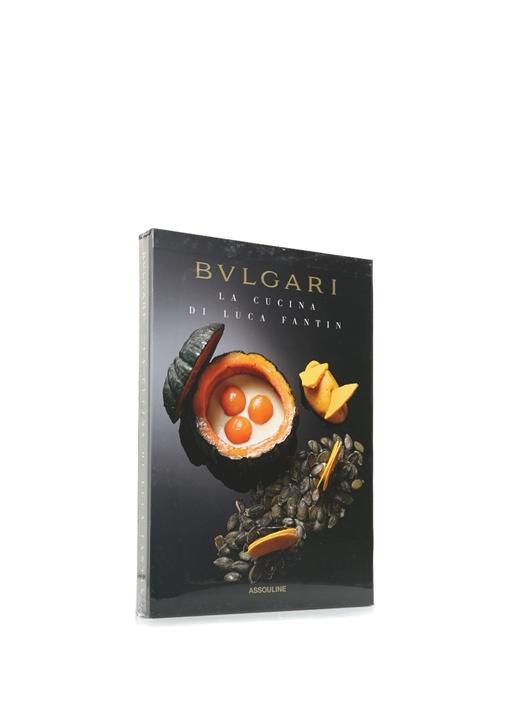 Bulgari: La Cucina Di Luca Fantin Kitap