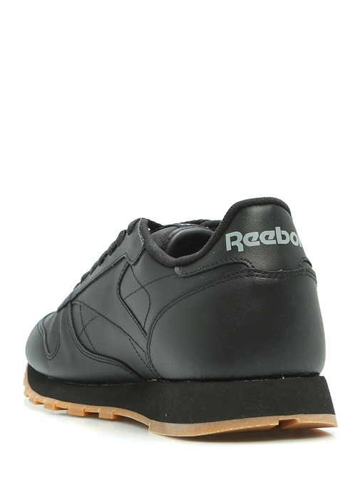Classic Siyah Erkek Sneaker