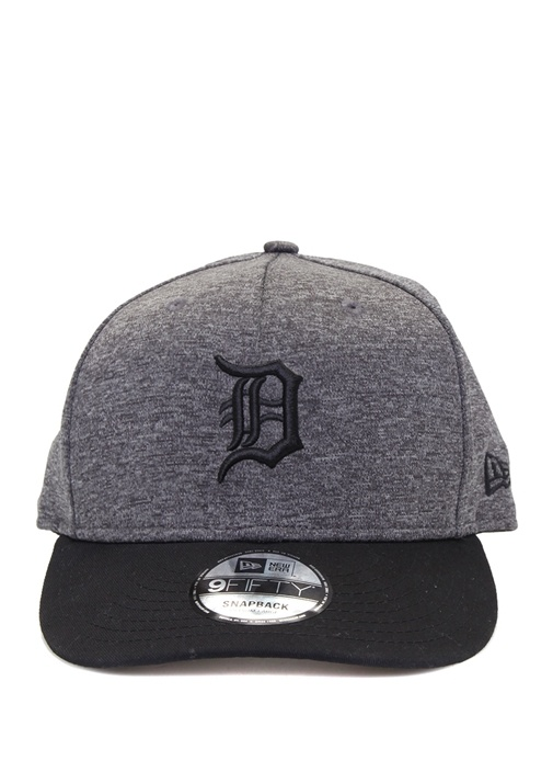 Detroit Tigers 950 Gri Siyah Erkek Şapka