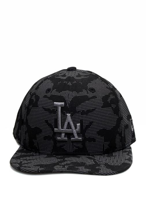 Los Angeles Dodgers 950 Siyah Gri ErkekŞapka