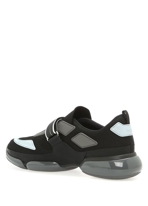 Cloudbust Siyah Gri Erkek Sneaker