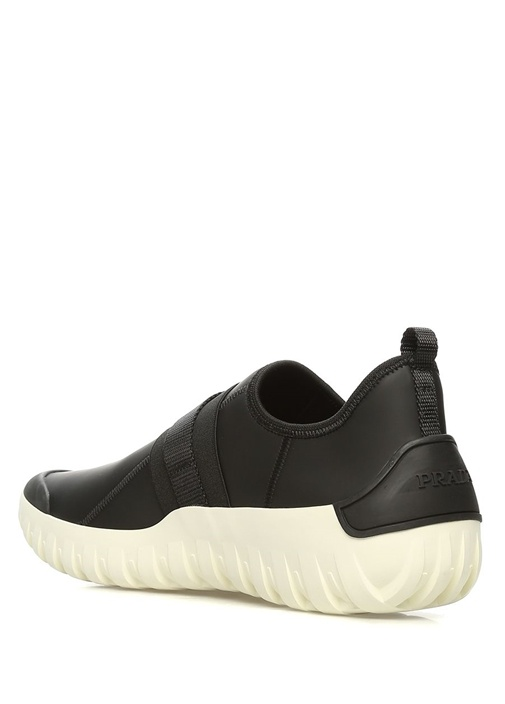Siyah-Beyaz Erkek Sneaker