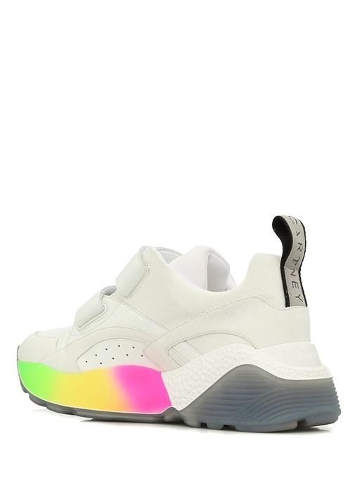Eclypse Tabanı Beyaz Kadın Sneaker