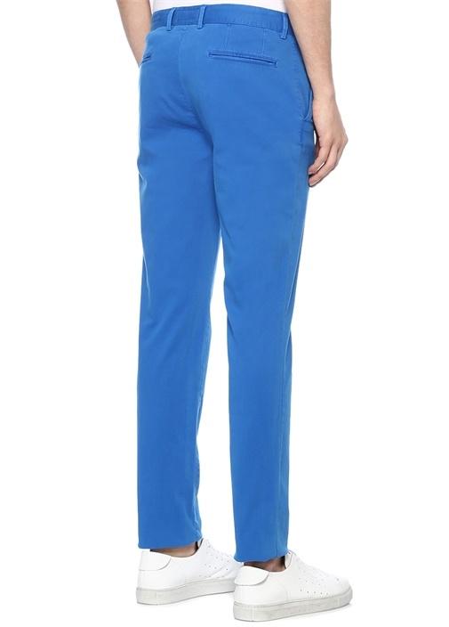Chino Mavi Kanvas Pantolon