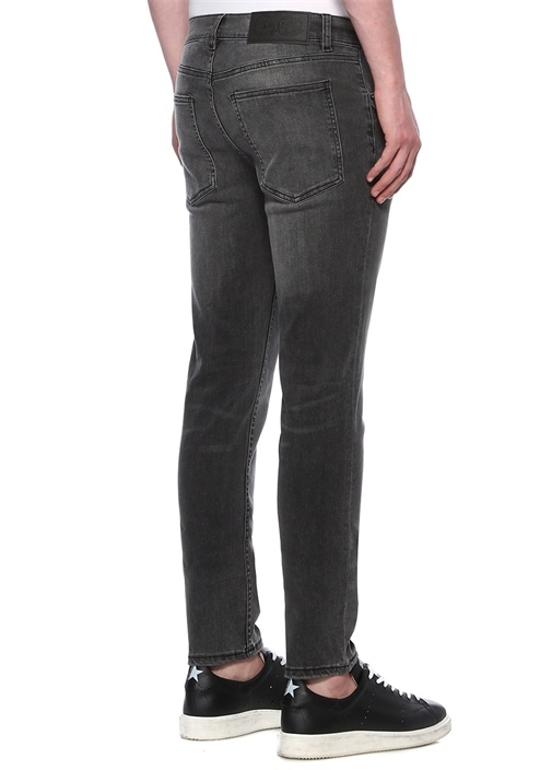 Tight Skinny Antrasit Jean Pantolon