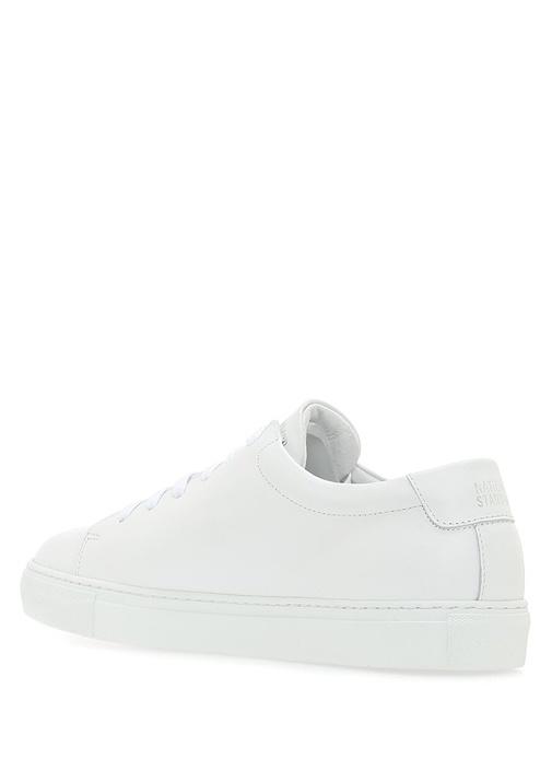 National Standard Beyaz ERKEK  Beyaz Erkek Deri Sneaker 505544 Beymen