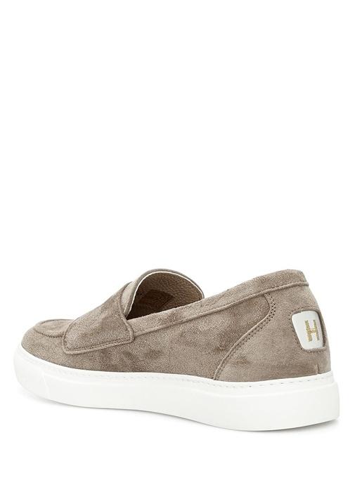 Clıff Bej Deri Erkek Sneaker