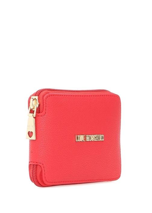 Kırmızı Katlanabilir Çanta
