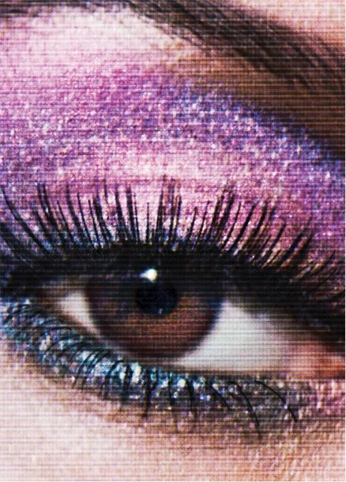Private Shadow Violet Vinyl Göz Farı