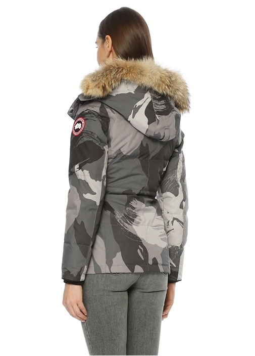 Chelsea Gümüş Palto
