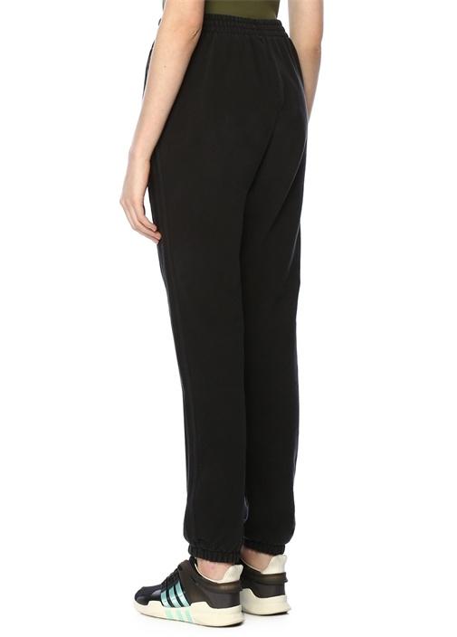 Calabasas Siyah Yüksek Bel Pantolon