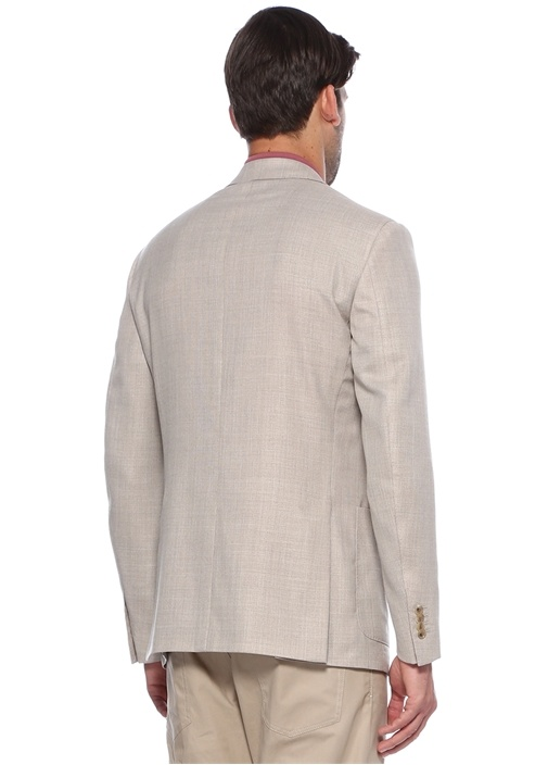 Bej Yün Ceket
