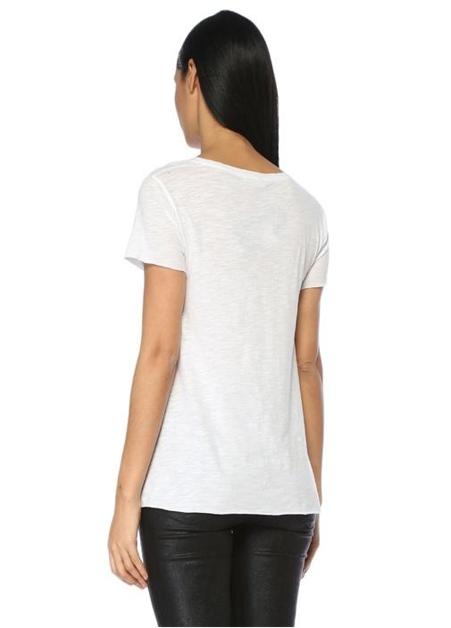 Jacksonville Beyaz Tshirt