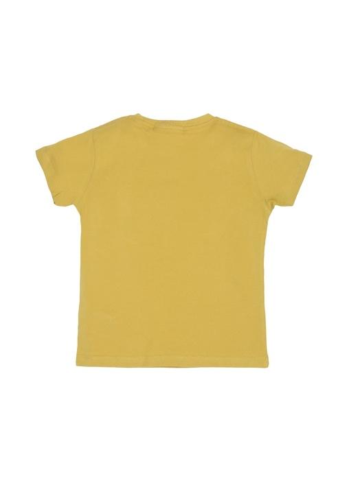 Runi Gold Baskılı Erkek Çocuk T-shirt