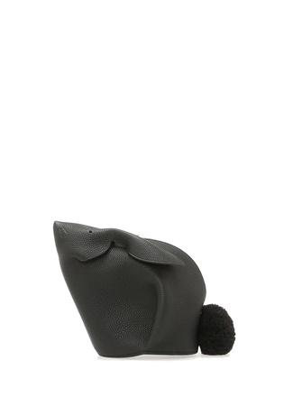 Loewe Kadın Bunny Siyah Deri Çanta Ürün Resmi