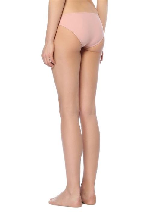 Basic Pembe Bikini Altı