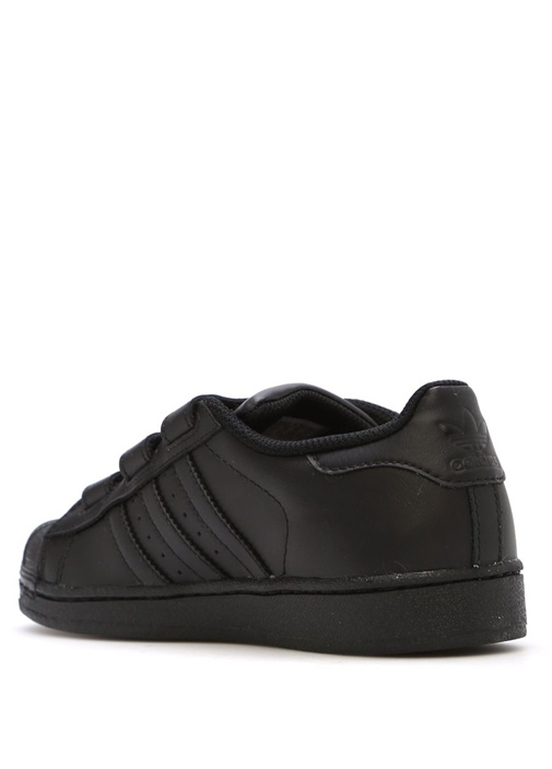 Superstar Foundation Siyah Unisex ÇocukSneaker
