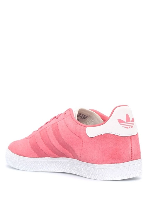Gazelle Pembe Kadın Süet Sneaker
