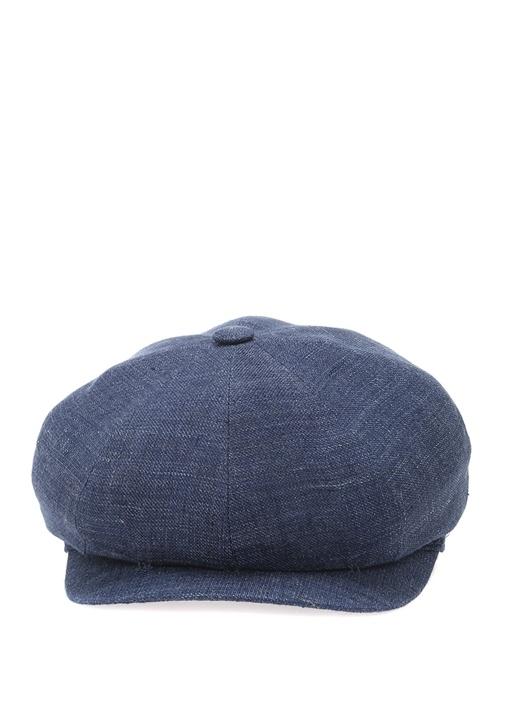 Lacivert Erkek Kasket Şapka