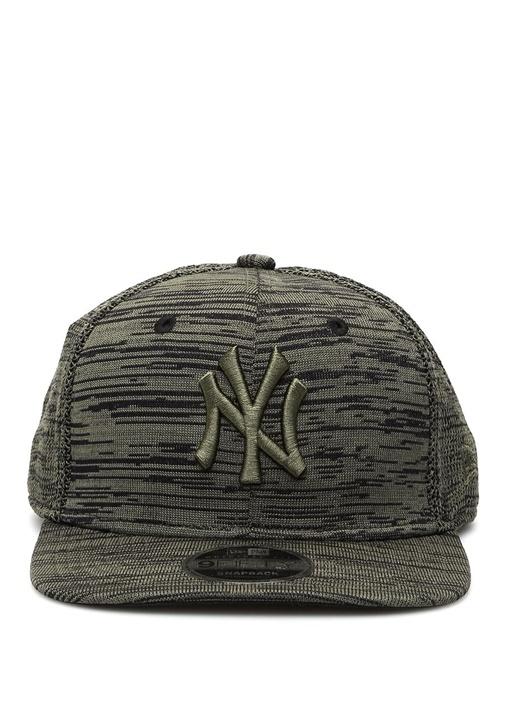 New York Yankees Yeşil Kırçıllı Erkek Şapka