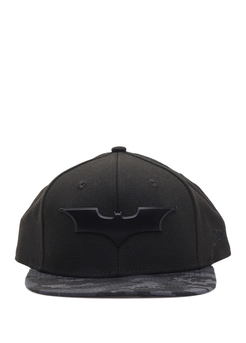 Camomtl Hero Snap Siyah Şapka