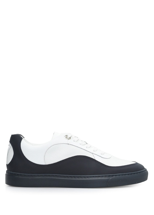 Harrys Of London Lacivert-Beyaz ERKEK  SNEAKERS 463903 Beymen