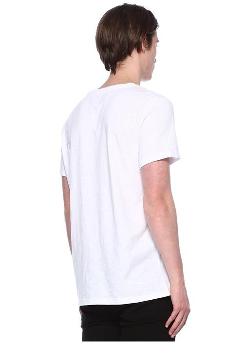 In Case Of Love Beyaz Tshirt