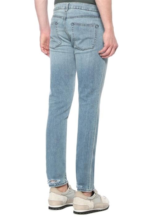 Skinny Fit Mack Mavi Normal Bel Jean Pantolon