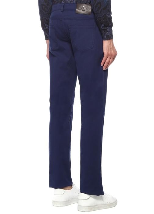 Lacivert 5 Cepli Pantolon