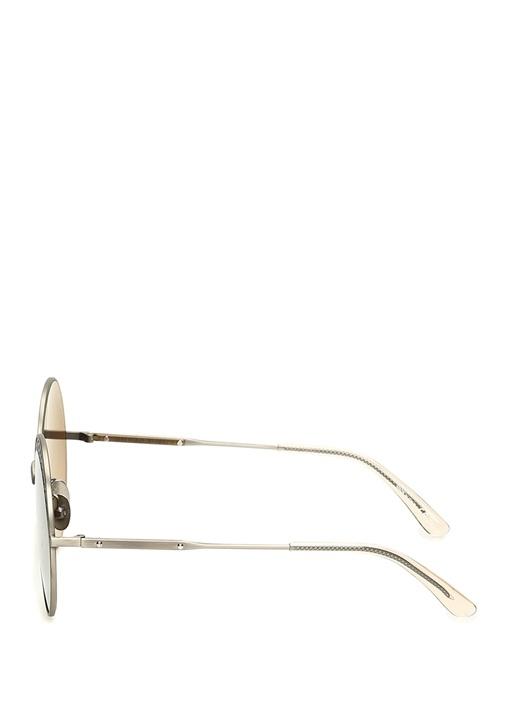 Ruthen Kahverengi İşlemeli Kadın Güneş Gözlüğü