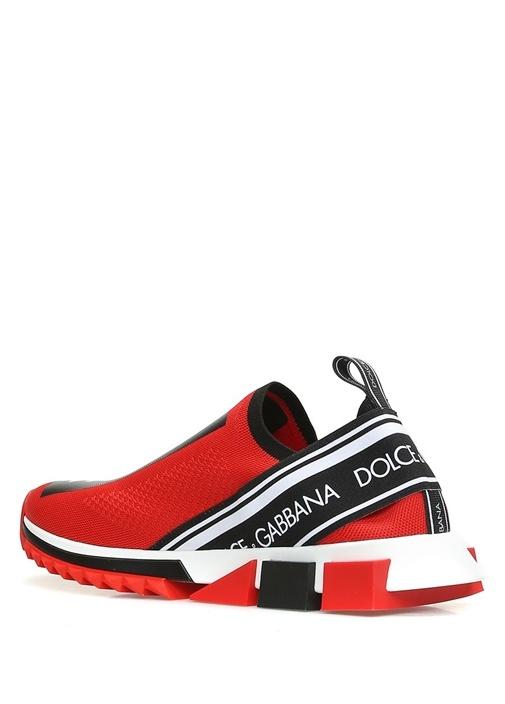 Branded Sorrento Kırmızı Logolu Erkek Sneaker
