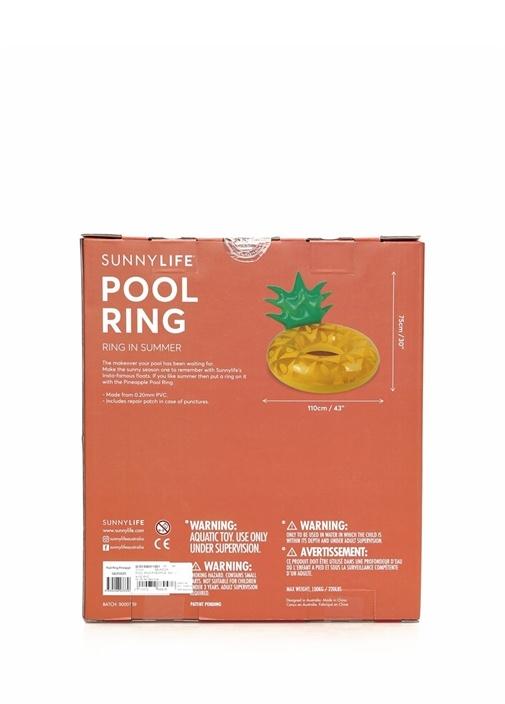 Ring Pineapple Sarı Su Yatağı