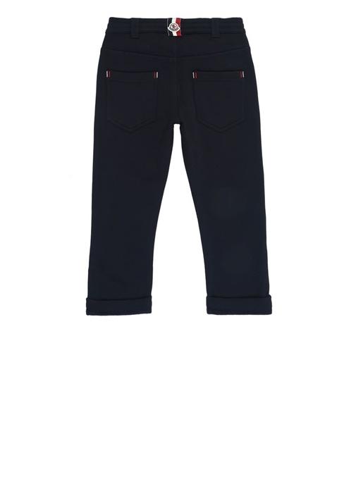 Lacivert Logolu Erkek Çocuk Pantolon