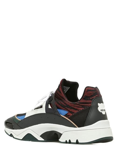 Siyah Şerit Detaylı Erkek Sneaker