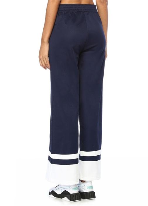 Varsity Lacivert Fermuar Detaylı Spor Pantolon