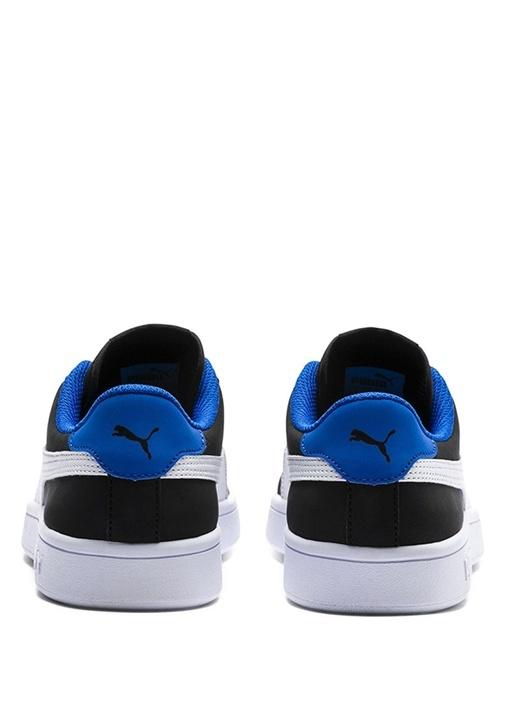 Smash V2 Buck Siyah Mavi Erkek Çocuk Sneaker